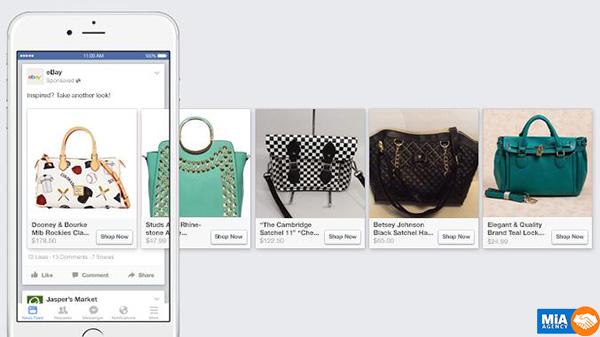 chạy quảng cáo facebook hàng fake