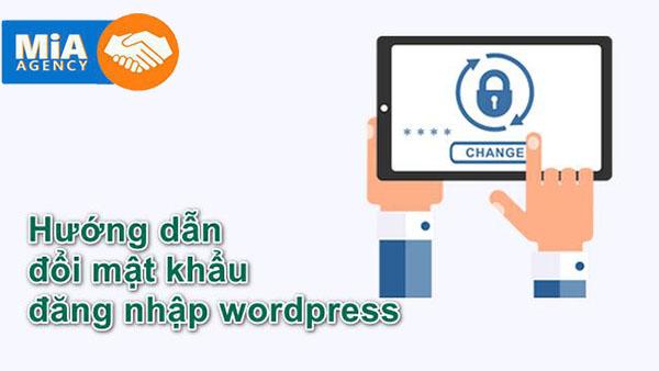 Quên mật khẩu quản trị website