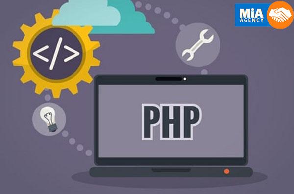 cách quản trị website PHP