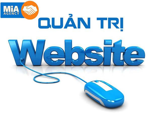 Kế hoạch quản trị website